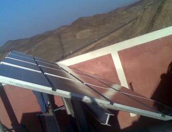 Solar-Cell @ Marsa Alam