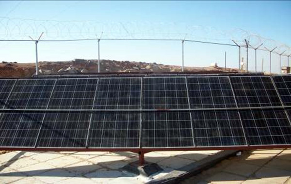Solar-Cell @ Sharm El Sheikh